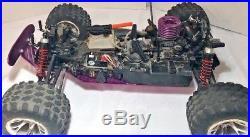 1/10 HPI RS4MT Nitro Mini Truck, 15 FE Nitro Star Futaba R133F S3003 Proj #1