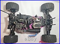 1/10 HPI RS4MT Nitro Mini Truck, 15 FE Nitro Star Futaba R133F S3003 Proj #2
