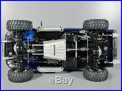 1/10 RC Tamiya Ford F350 F 350High Lift + MFC-02 light sound unit Futaba 2.4GHZ
