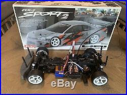 1/10th Scale HPI Racing RS4 Sport 2 4WD R/C car withFutaba Magnum Sport 2ch Radio