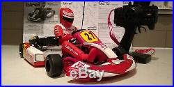 1/5 Kyosho Birel R31-SE RTR Nitro Racing Go-Kart RTR GZ-15 Engine