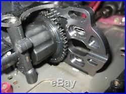 1/8 scale Cen It is build like a tank Futaba steering servo S9351