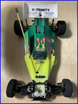 2 Rc Cars Team Associated Losi Novak Cobra Hpi Trinity Futaba Pro Racing Kit