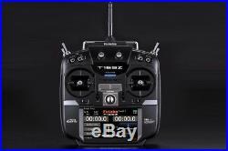ALIGN T Rex 800E RTF Dubai Platinum Version RC Helicopter + Futaba t16sz