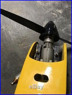 ARTF 59 Wing Sig Four Star 40 4 Stroke Magnum 52 Rc Plane Nitro Futaba FM Radio