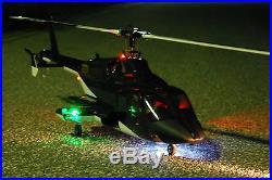 Airwolf RTF Align T-Rex 600L + BavarianDemon AXON Autopilot + Futaba T14SG