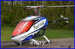 Align T-Rex 550X Dominator RTF Helicopter + Autopilot AXON + Futaba T14SG