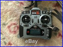 Align T-Rex 600 E RC Helicopter Futaba Servos Gy401 Gyro Thunder Power Batteries
