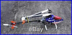 Align Trex 500 RTF Helicopter Futaba T7 Mini-V Bar FBL