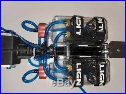 Align Trex 800 Gas Conversion Kit, remote start (DJI Ace One, Futaba 18SZ)