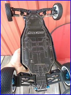 Artr Team Associated B6.1 Racing Buggy Schelle Orion Spektrum Futaba Motive Mc3