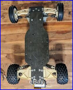 Associated RC 10 Graphite very nice condition. Withelectronics. Novak Futaba