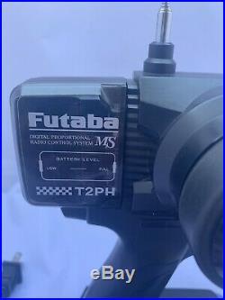 Axial SCX10 RC RTR 1.9 Pro-Line Futaba Brushless SPAWN CUSTOM CRAWLER