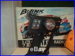 Bolink 91' Sport 110 Scale Pan Car Novak Speed Futaba Trinity Joel Johnson