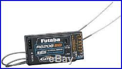 Brand New Futaba R6208SB S bus 8-Channel 2.4GHz FASST Hi-Voltage Rx Receiver
