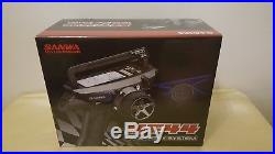 Brand New SANWA MT44, 4CH 2.4GHZ Transmitter TELEMETRY COMP NIB -no futaba propo