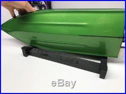 Custom Model RC EP Electric Brushed Boat Futaba Radio OZRC