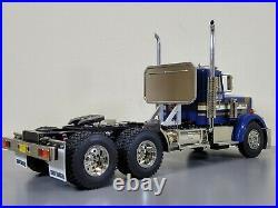 Custom Tamiya 1/14 R/C King Hauler Day Cab+ MFC-01+Futaba + Aluminum Upgrades