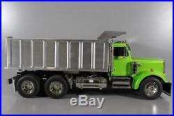 Custom Tamiya 1/14 R/C King Hauler Semi Dump Tipper Bed Truck Futaba ESC Kyosho