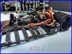 Custom Works Aggressor, pan car, 21.5,13.5,17.5, carpet, BSR, ksg, futaba, oval, rtt