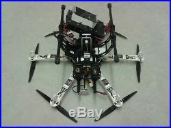 DJI F550 RC Hexacopter Wookong Data Link GPS 30A ESC 920Kv Gimbal Futaba Drone