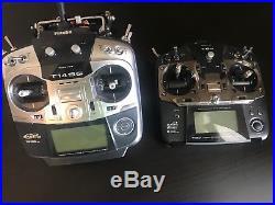 DJI S1000 with A2 GPS System, Lightbridge, & 900 Mhz Data Link, Futaba, GH4