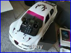 FG Evo Futaba 3vc TUNING ZENOAH auto 1/5 Completa