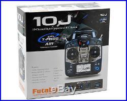 FUTABA 10JH 10J 10CH 2.4GHZ FHSS RADIO SYSTEM TX RX With R3008SB S BUS FUTK9201