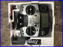 FUTABA 14SG Radio Mode 2 FASST 2.4GHZ RC Transmitter Only (Heli Version)