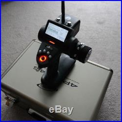 FUTABA 4-Kanal Pistole T4PKS/FASST mit Empfänger und Koffer