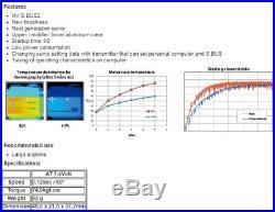 FUTABA HPS A700 Super High Torque SBus2 HV Brushless Servo (0.12sec/74kg@7.4V)