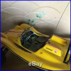 FUTABA Industry SAFARI BUGGY GTX 1/8 Scale MOdel Yellow from JAPAN F/S