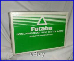 FUTABA MAGNUM SPORT FP-T2PB REMOTE CONTROL Vintage 80's NEW NOB