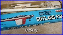 FUTABA R / C Research Institute Debonair Catras 25 F3A rare products vintage