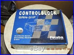 FUTABA SRN-31F CONTROLBLOCK FM27MHz for Kyosho GP 4WD FW03 FW04 SUPERTEN