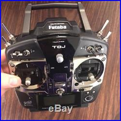 FUTABA T8J 8CH 2.4GHZ Transmitter and R2008SB Receiver. NIB. No Reserve. FUTK8100