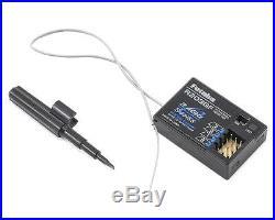 FUTK3201 Futaba 3PV 3-Channel 2.4GHz FHSS/S-FHSS Radio System withR203GF Receiver