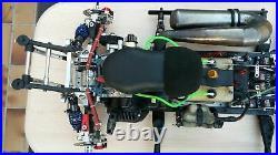 Fg evo 08 RTR, Subaru, samba pipe, Futaba 3pk, Mecatech brakes