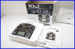 Futaba 10J 10-Channel 2.4GHz T-FHSS Computer Radio System T-FHSS Air