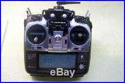 Futaba 12FGA 2.4 FASST Transmitter