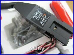 Futaba 12FGA Extra TM14 PCM 40Mhz 12ch + R5114DPS + 4 x S9252 + Battery