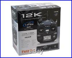 Futaba 12KA 12K 14-Channel Airplane Transmitter System R3008SB Receiver FUTK9280