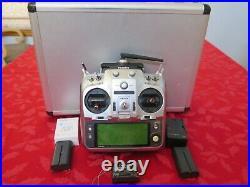Futaba 12Z Transmitter with TM-14 2.4 Ghz Module & 6014 HS receiver