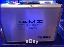 Futaba 14MZ 2.4ghz FASST Airplane/Helicopter Transmitter
