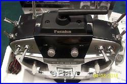 Futaba 14SGA FASSTest Telemetry CapableTransmitter
