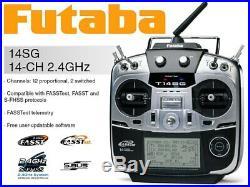 Futaba 14SGH 14-Channel Heli Computer System