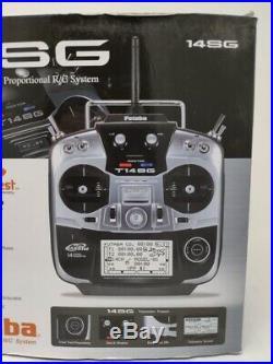 Futaba 14SG 14SGH Heli Radio Mode 2 FASST 2.4ghz RC Transmitter Only Version