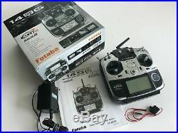Futaba 14SG H 14-Ch 2.4GHz Heli Radio FREE SHIPPING