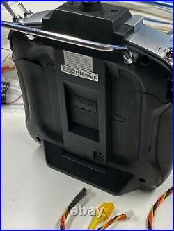 Futaba 18SZ Telemetry Transmitter, Mode 2, Custom Charge Lead