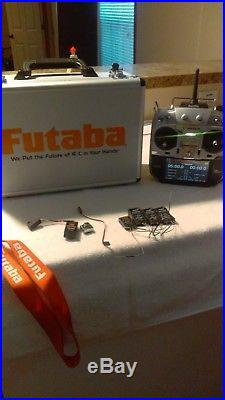 Futaba 18sz transmitter